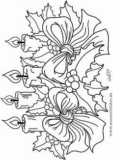 ausmalbilder advent ausmalbilder coloring pages