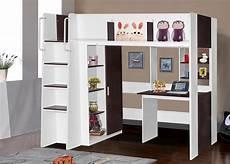 boston loft bunk with single bed desk wardrobe