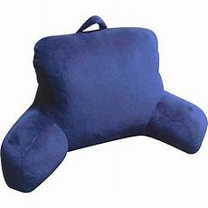 bed rest pillow back arm support plush soft cushion chair
