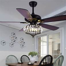 Fancy Fans With Lights India 52 Quot Black Ceiling Fan With Lights 5 Blade Pull Chains