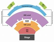Daily S Place Detailed Seating Chart Daily S Place Tickets And Daily S Place Seating Charts