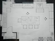 Floor Plan And Elevation Ze Interior Designs Kitchen Floor Plans And Elevations