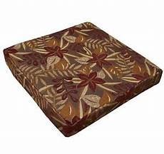 Brown Cushions For Sofa 3d Image by Wf04t Brown Jungle Leaf Flower 3d Box Shape Sofa Seat