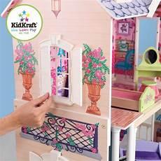 Kidkraft My Dreamy Toy Dollhouse With Lights And Sounds 65823 Kidkraft My Dreamy Dollhouse With Furniture Hobby