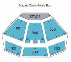 Borgata Theater Seating Chart Borgata Atlantic City