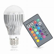 Flux Light Settings This Solid State Led Light Bulb Can Change Colors And