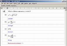 Quiz Template In Microsoft Word Download Scientific Diagram