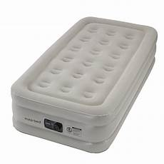 insta bed 18 quot airbed with ac fitness