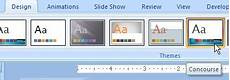Concourse Theme Powerpoint Tefl Spin How To Create Effective Slide Shows In