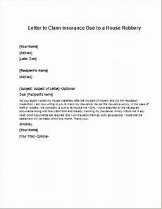 Insurance Claim Letter For Reimbursement Letter For Personal Injury Claim Writeletter2 Com