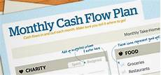 Monthly Cash Flow Plan Free Monthly Cash Flow Plan Download From Dave Ramsey