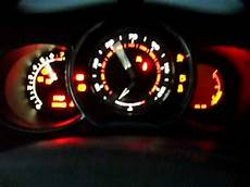 Citroen Ds3 Service Warning Light Citroen Ds3 Front And Dash Youtube