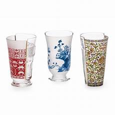 set bicchieri seletti hybrid clarice set bicchieri tattahome