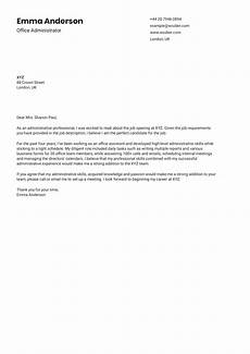 Cover Letters Administration Office Administrator Cover Letter Example