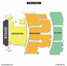 Albany Palace Seating Chart Palace Theatre Seating Chart Albany New York Seating
