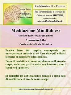 credenze limitanti psicoterapia e crescita umana 5 novembre meditazione