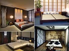 oggetti da letto come arredare una da letto in stile giapponese