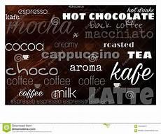 kaffe plakat kaffee plakat stock abbildung illustration espresso