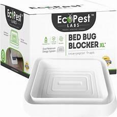 bed bug interceptors white bed bug blocker xl traps