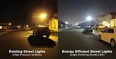 Sodium Lights Vs Led A Solid Case For The Full Adoption Of Led Street Lighting