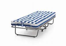 arezzo folding guest bed with foam mattress