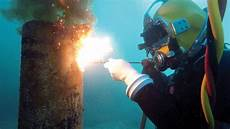 Underwater Welding Diving Into Underwater Welding And Burning