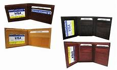 Trifold Or Bifold Up To 84 Off On Leather Trifold Or Bifold Wallet