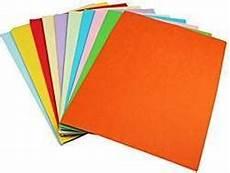 Paper Chart Multicolour Thick Paper Chart Gsm 140 Rs 60 Dozen