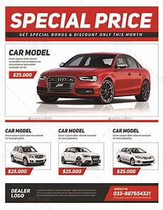Car Sale Flyer Car Sale Flyer By Guuver Graphicriver