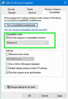 how to how to run compatibility mode in windows 10 tom
