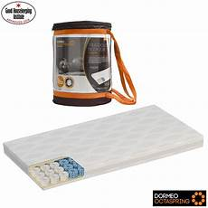 dormeo octaspring zone mattress topper king 7cm