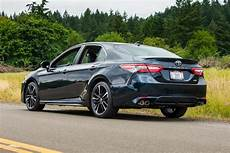 2018 Toyota Camry Hazard Lights 2018 Toyota Camry Review First Drive News Cars Com
