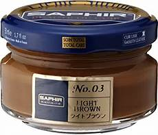 What Color Shoe Polish For Light Brown Shoes Saphir Luxury Shoe Care And Shoe Polish Cream Light Brown