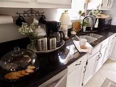 decorating ideas for kitchen counters the quaint sanctuary farmhouse kitchen counter decor