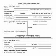 What Is A Cover Page For A Report Free 11 Sample Report Cover Page Templates In Pdf