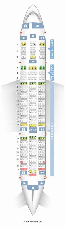 Lot Airlines Seating Chart Seatguru Seat Map Lot Polish Airlines Boeing 787 8 788