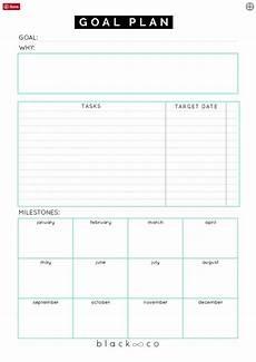 Goal Sheet Template Download Blackco Goal Plan Sheet Free Printable Goal