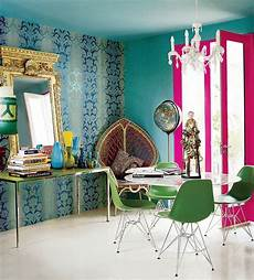 colorful decor photos popsugar home