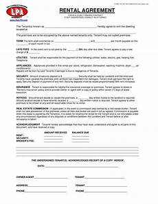 Rent Contracts Samples 8 Tenant Lease Agreement Templates Pdf Free Amp Premium