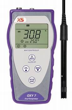 Oxy 7 Con Sensore Polarografico Do7 Cavo 3 Mt