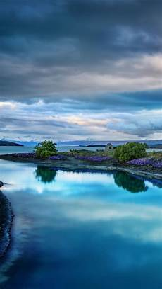 Calming Iphone Wallpaper by Calm Blue Landscape Iphone Se Wallpaper Iphone