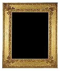 quadro cornice cornici stile barocco laboratorio federici dal 1905