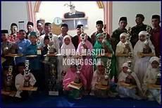 contoh undangan lomba adzan baca al quran di masjid