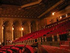 Palace Theatre New York City Seating Chart United Palace Of Cultural Arts In New York Ny Cinema