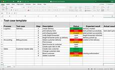 Software Test Case Template A Proven Test Case Template For Software Testing Excel