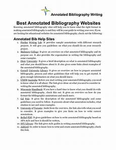 Bibliography Websites Discover The Best Annotated Bibliography Websites