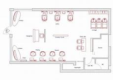 Salon Layouts Salon Layouts Beautydesign