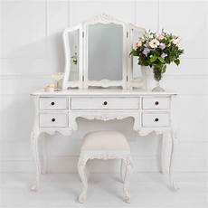 classic dressing table stool by out there interiors