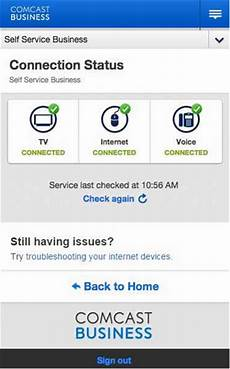 Comcast Internet Support Comcast Business Troubleshoot Internet Issues From Your