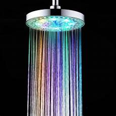 Shower Head With Lights 21 Best Led Shower Heads Ideas And Designs For 2020